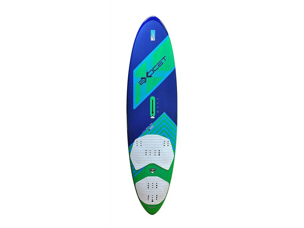 cross carbon exocet windsurfin karlin