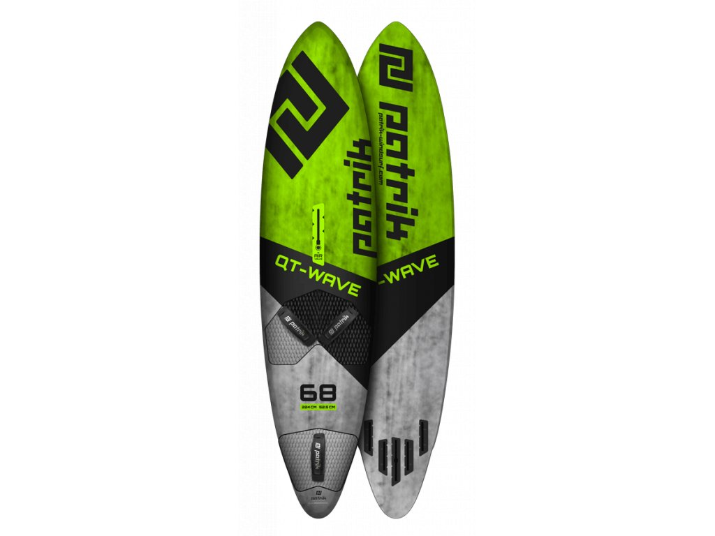 2020 QT wave 68 windsurfing karlin