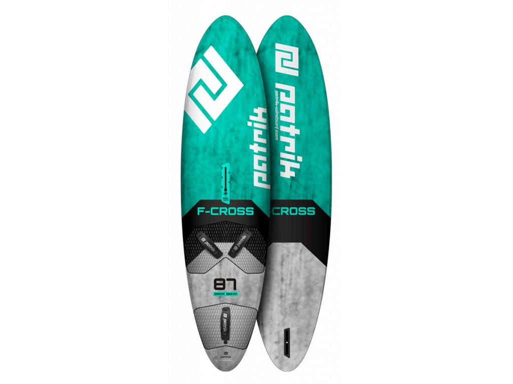 fcross GET 86 patrik boards windsurfing karlin
