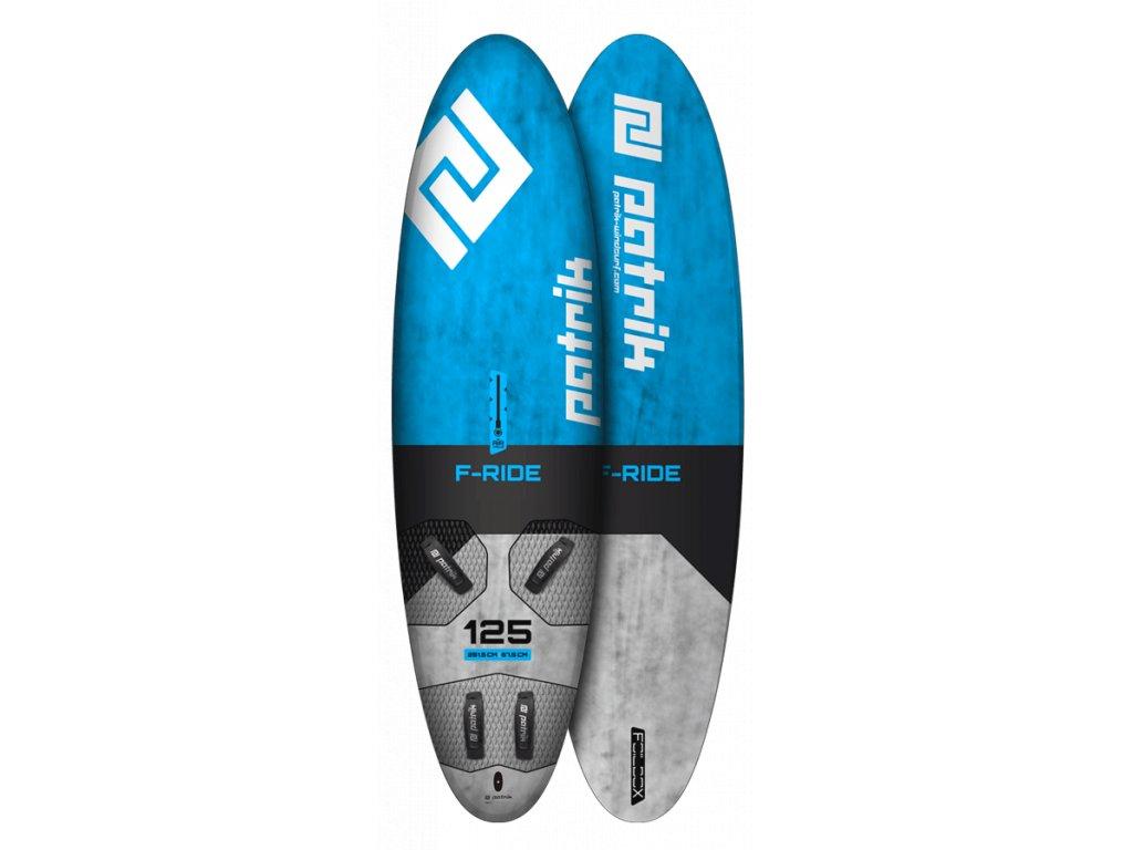 2020 F ride 125 windsurfing karlin
