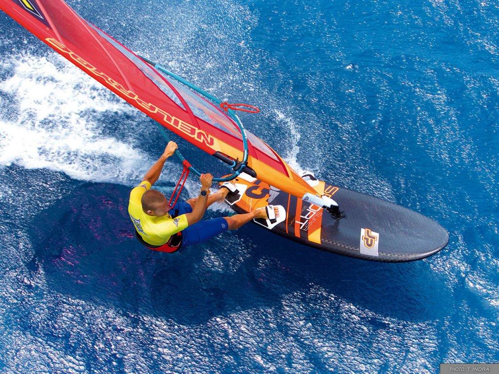Plovák JP Super Sport Gold - Windsurfing Karlín