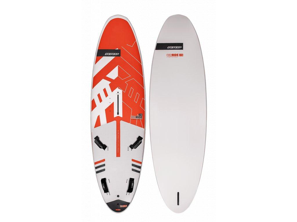 Fireride 115 rrd etech windsurfing karlin