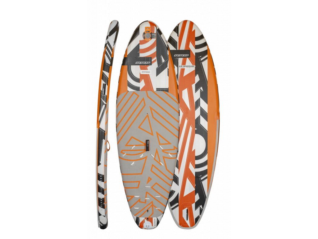 nafukovaci freeride airwindsurf rrd v2 windsurfing karlin
