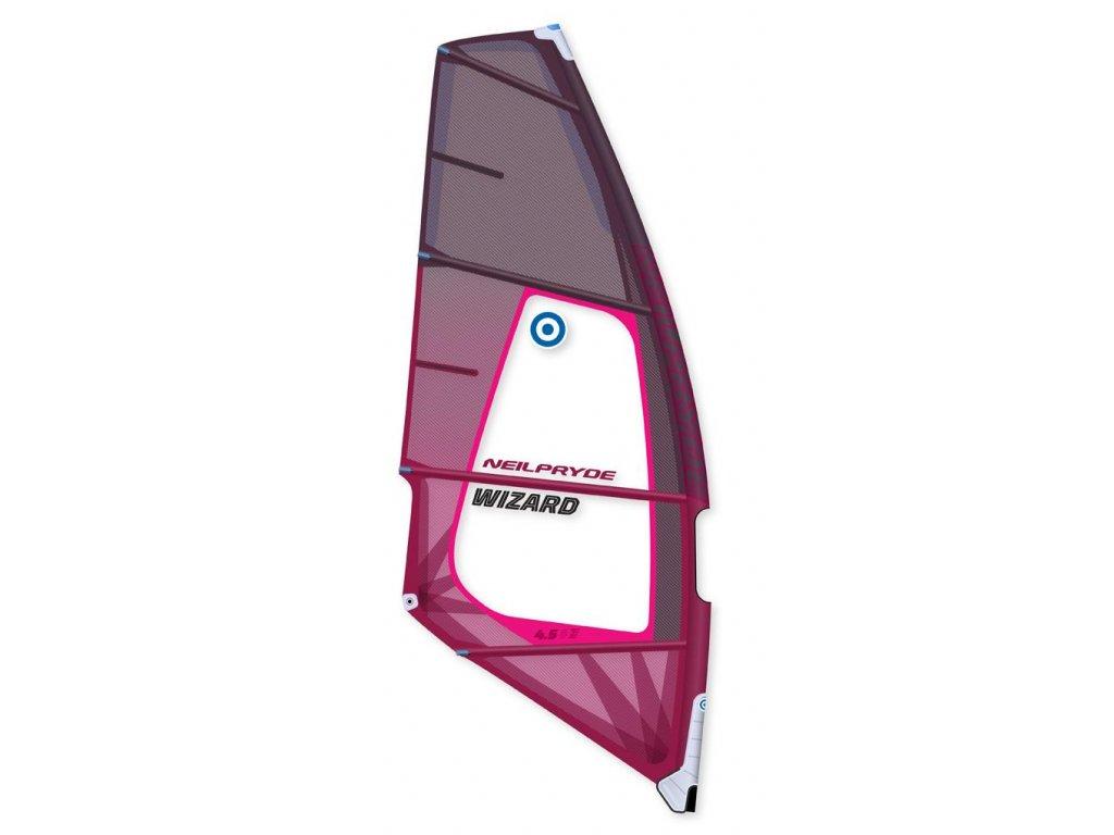 wizard neilpryde freestyle plachta windsurfing karlin product