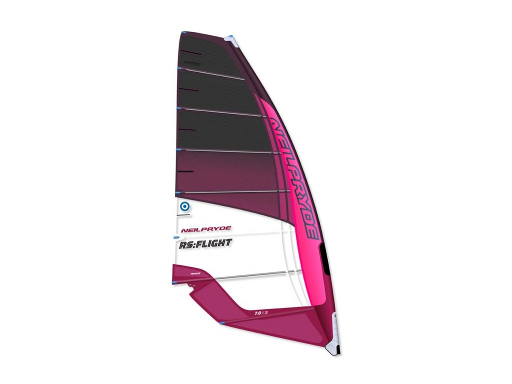 neilpryde plachta rsko rs flight windsurfing karlin