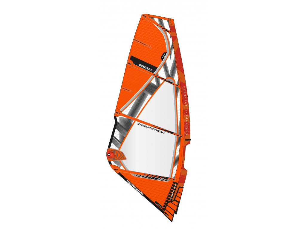 vogue PRO mk10 windsurfing karlin rrd plachty na wave