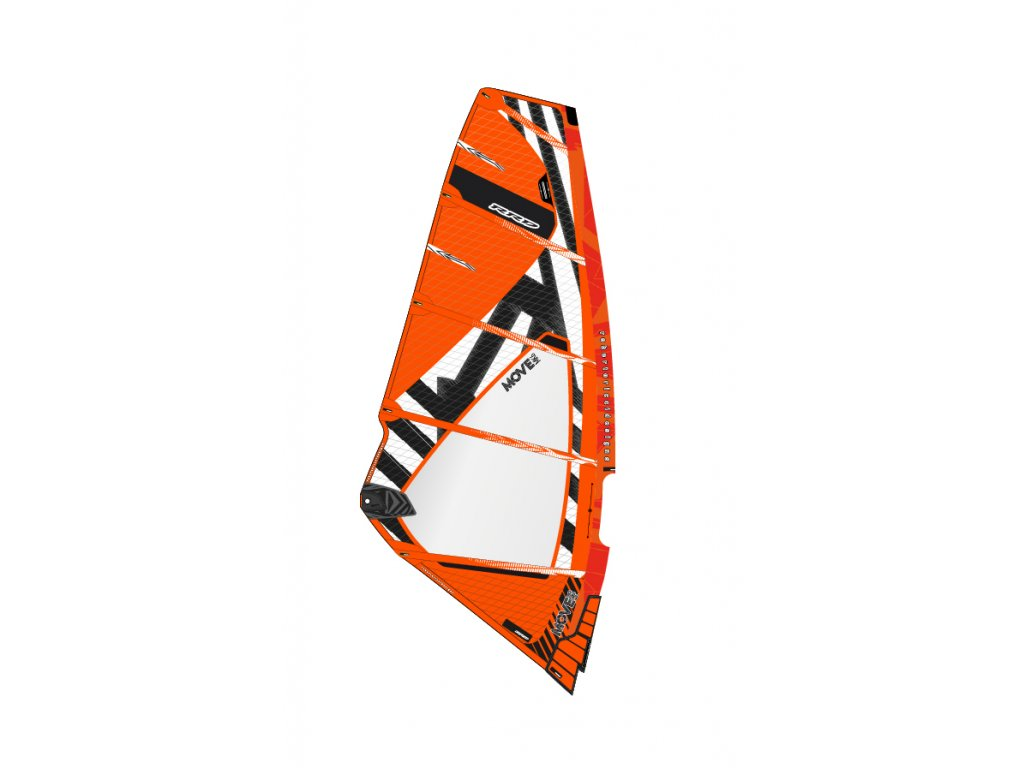 move 5 spirova mk6 orange rrd windsurfing karlin