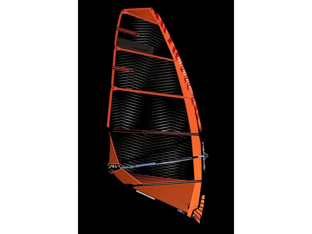 x tra x mk6 orange rrd freeride plachta 2019 windsurfing karlin