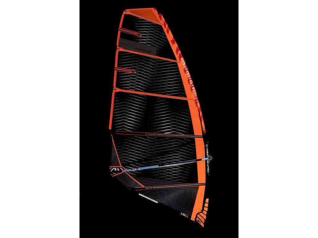 x tra x mk6 orange black rrd freeride plachta 2019 windsurfing karlin