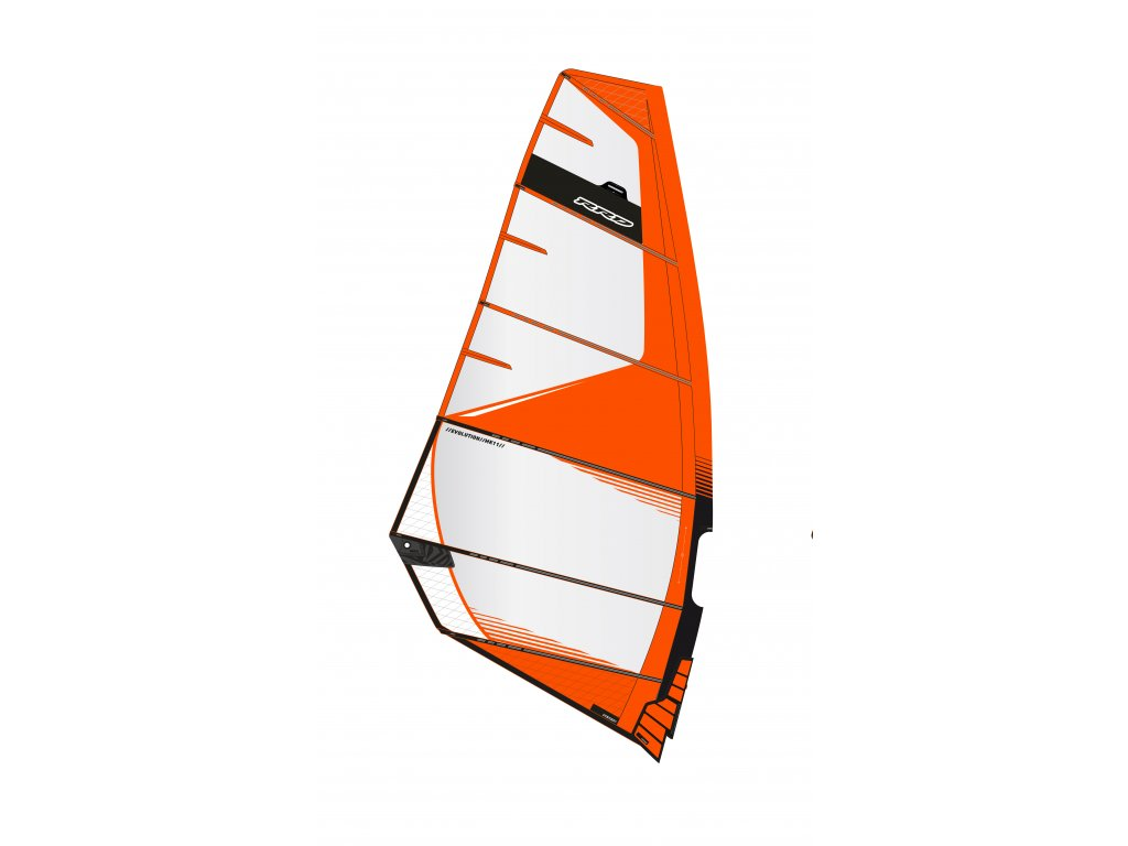 evolion mk11 orange rrd freerace plachta windsurfing karlin