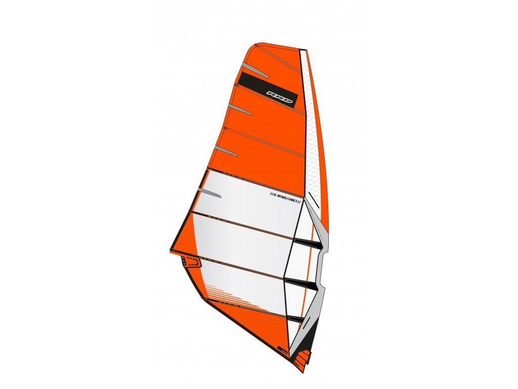 X Wing X mk1 rrd plachta slalom sails rrd windsurfing karlin