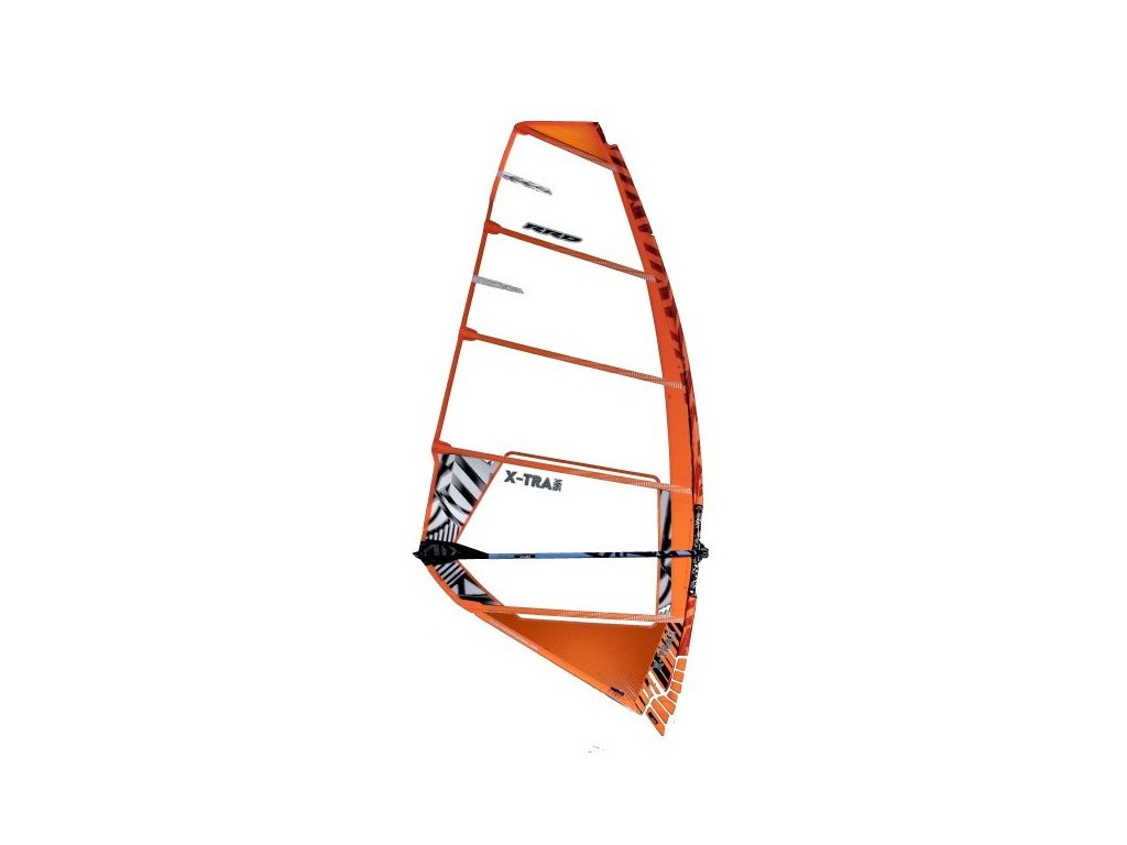 X tra Mk5 orange rrd windsurfing karlin