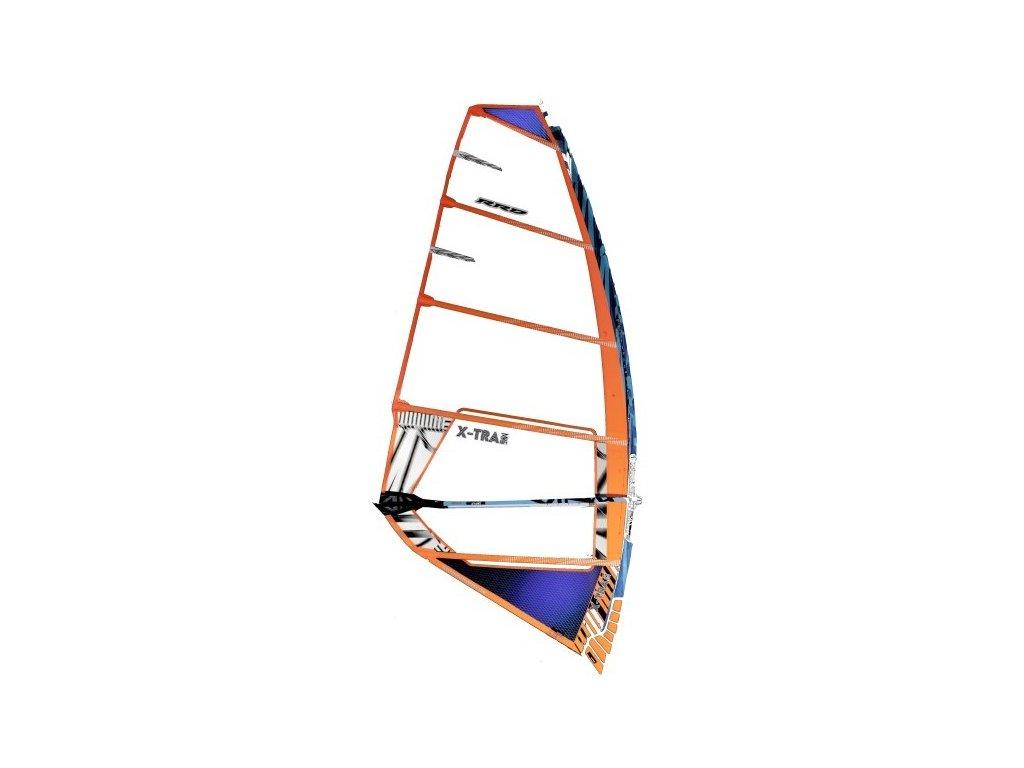 X tra Mk5 Blue rrd windsurfing karlin