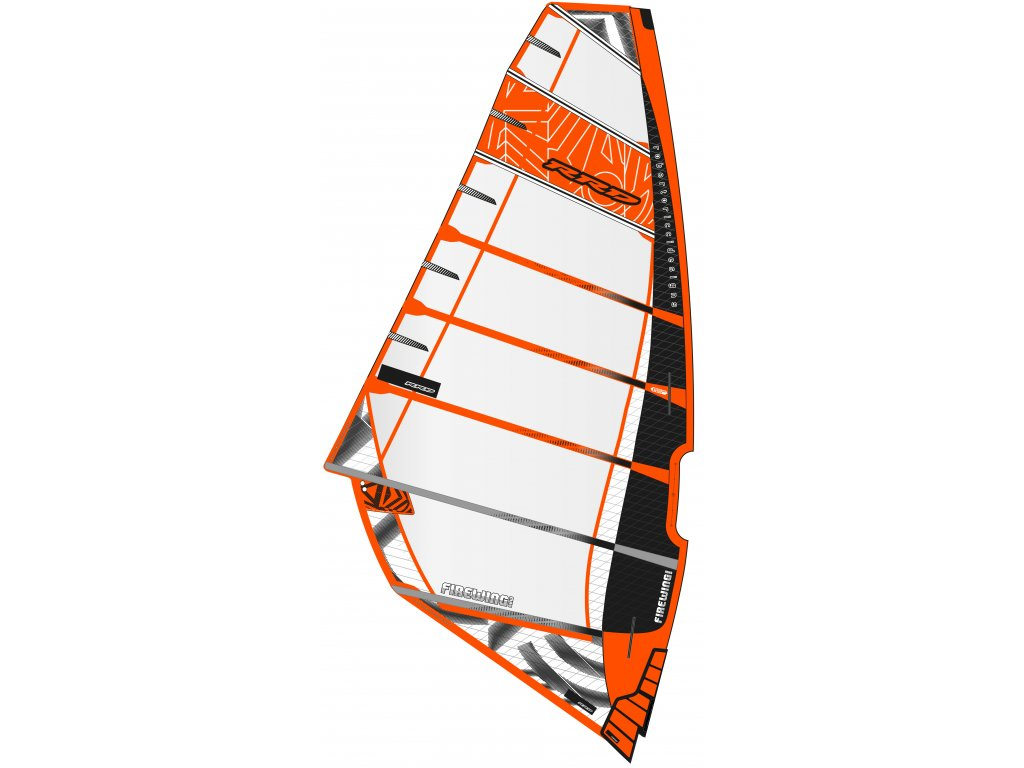 Firewing MK5 Orange slalomova plachta rrd windsurfing karlin