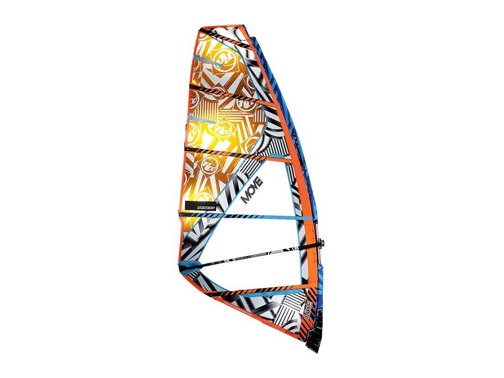 move mk4 plachta freemove karlin windsurfing blue barva 2016