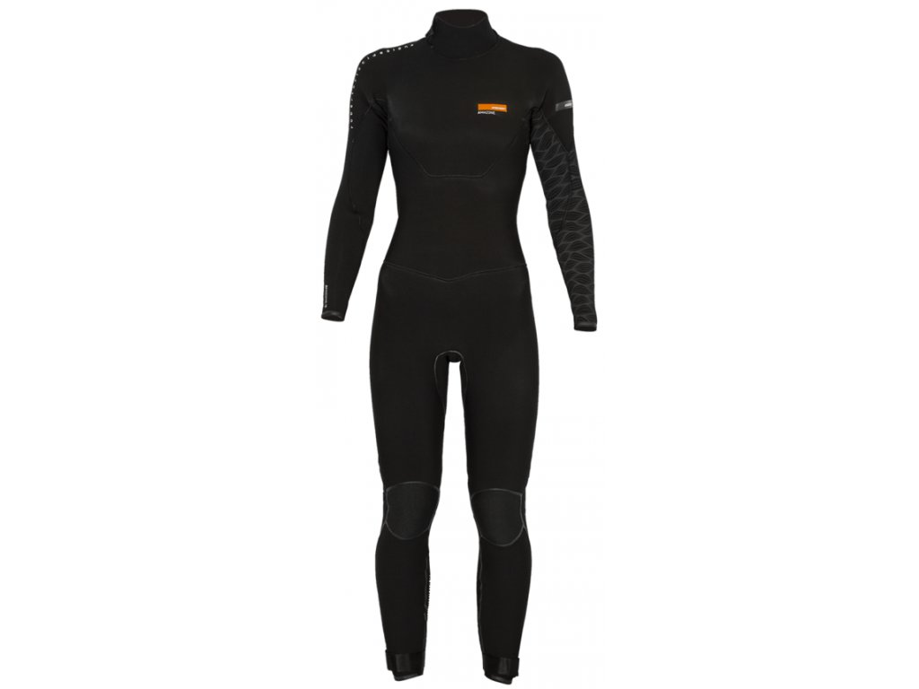 back zip amazone teply do zimy neopren damsky rrd windsurfing karlin