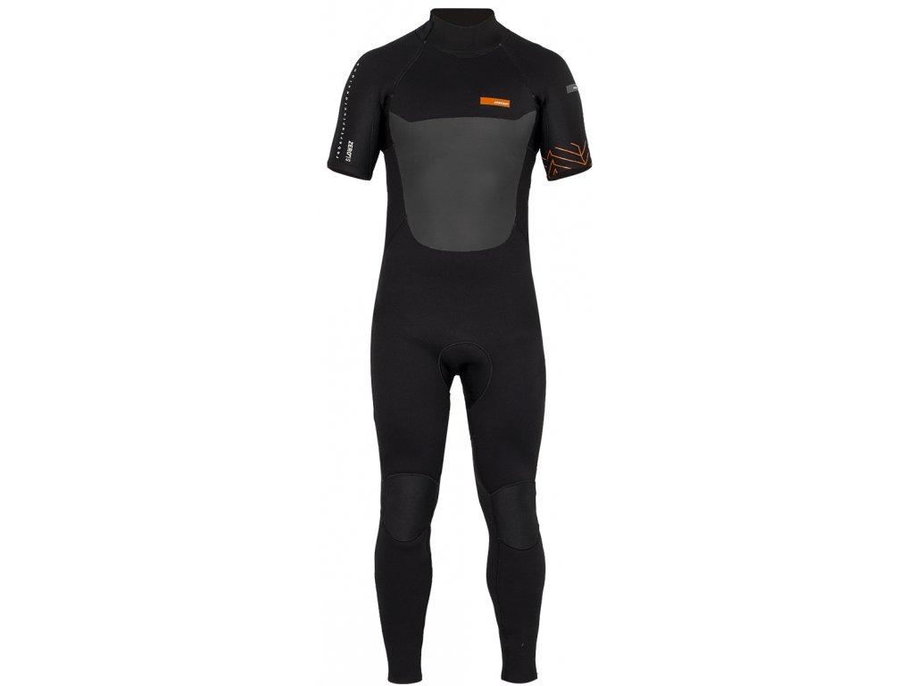 zero back zip short sleeve 3 2 rrd neopren pansk windsurfing karlin