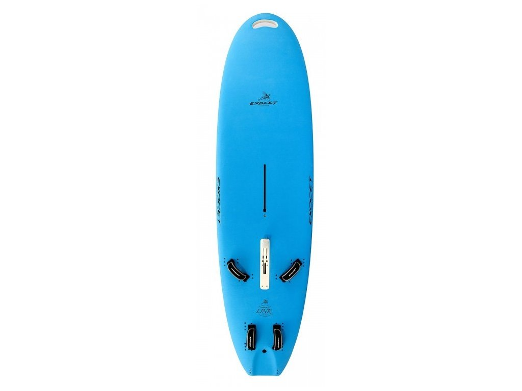 link exocet plovak zacatecnicky 220 litru windsurfign karlin