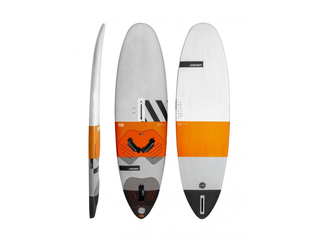twin tip y25 rrd novy freestyle plovak windsurfing karlin