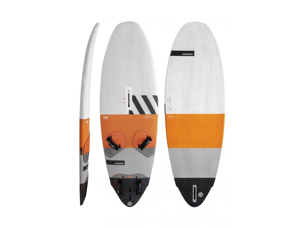 LTD y25 firemove windsurfing karlin 4 litraze plovak
