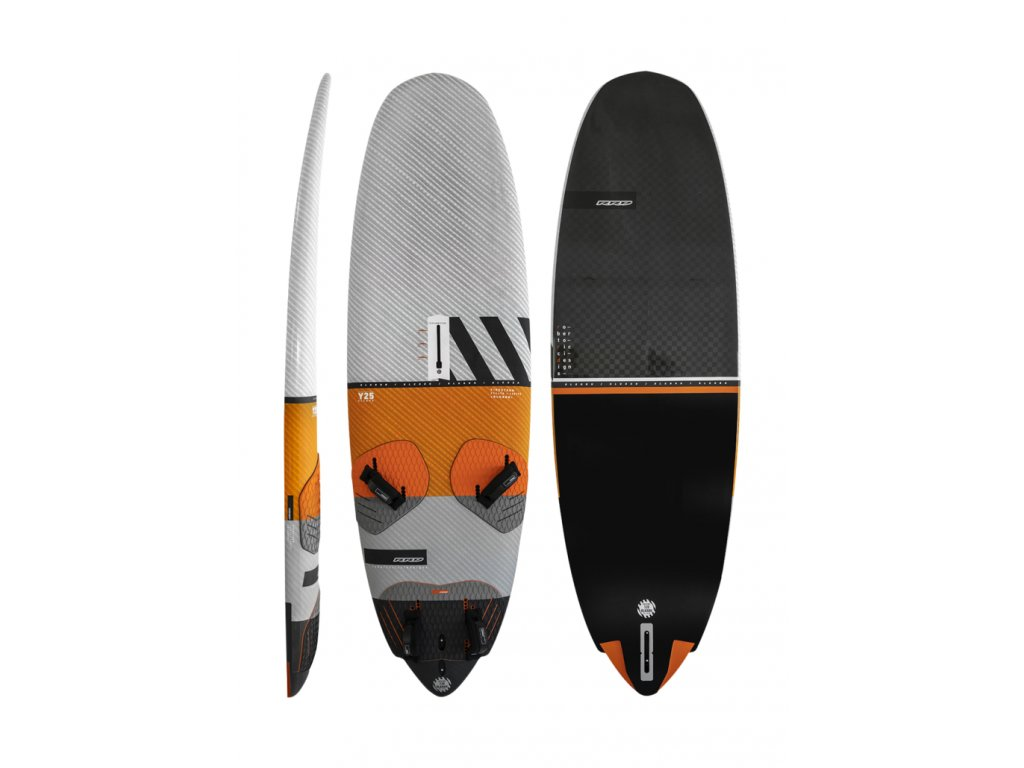 black rabbion firestorm y25 rrd windsurfing karlin