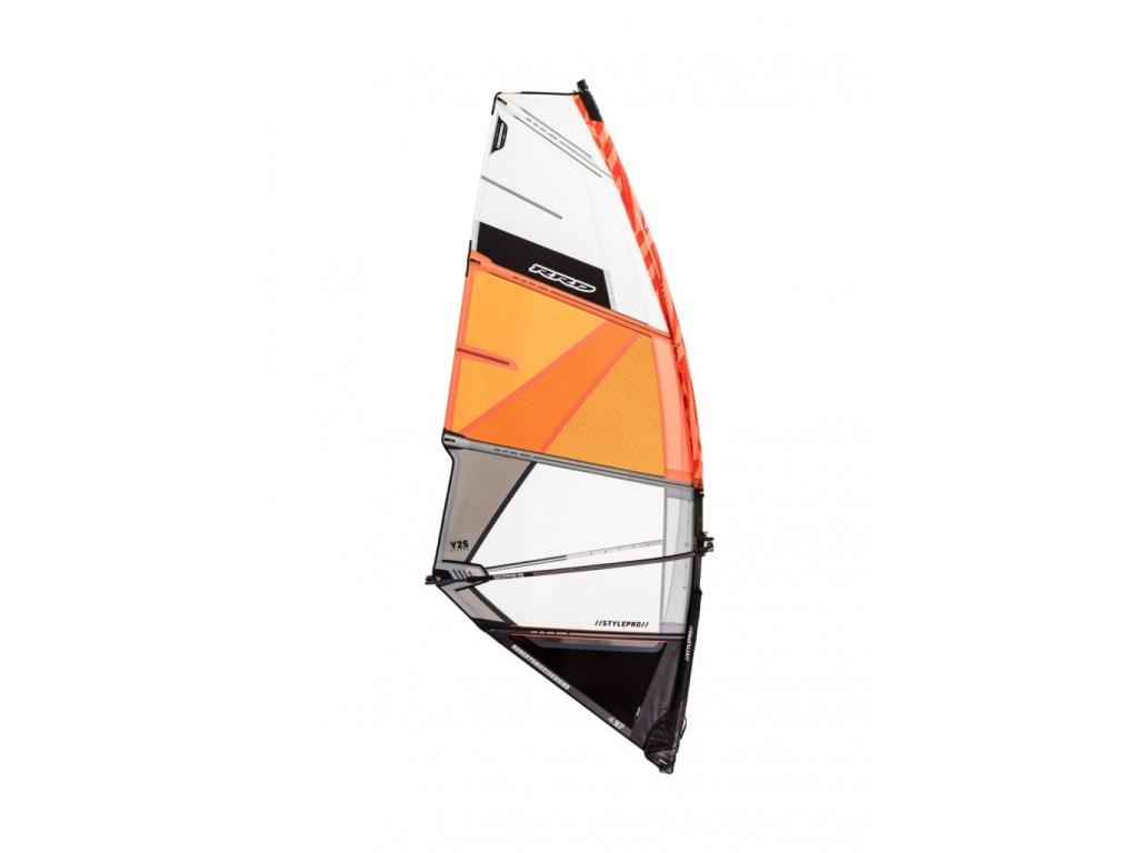 plachta style pro freestyle y25 alternativy windsurfing karlin