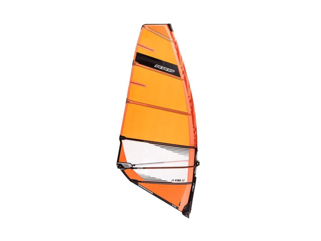 plachta freerace rychla y25 fire rrd windsurfing karlin orange