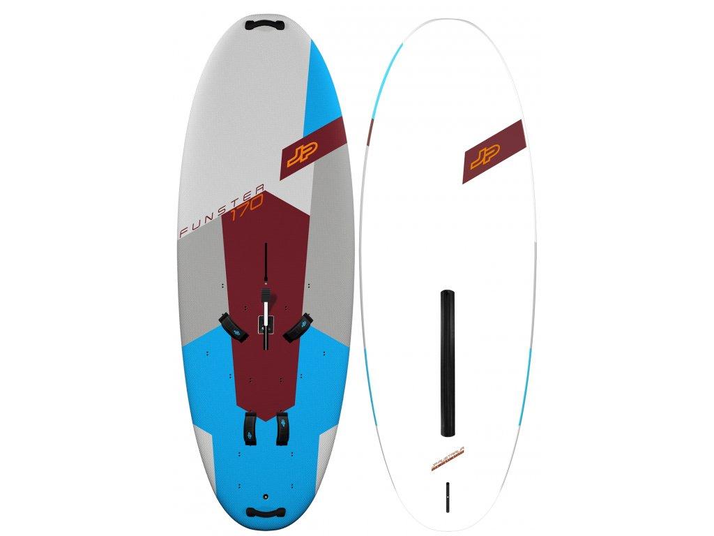 funster plovak pro entry windsurfing karlin