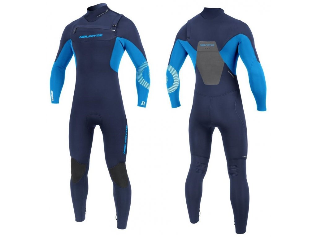 cortex pansky neopren teply predni zip neilpryde windsurfing karlin ice blue