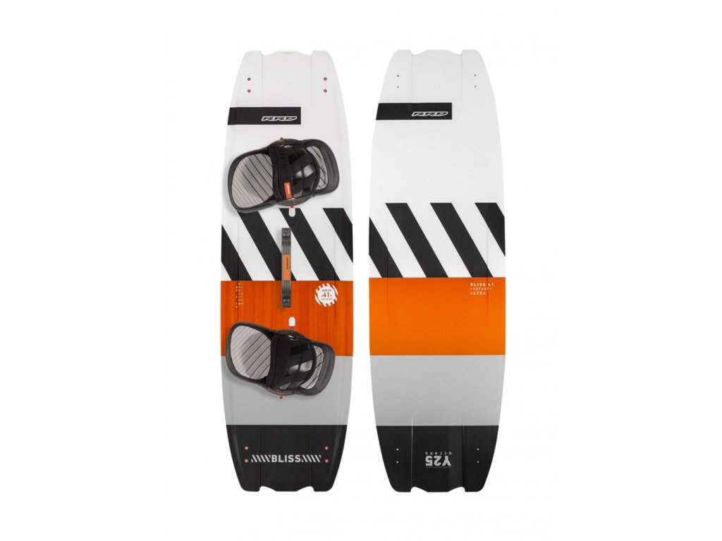 bliss lte y25 kiteboard rrd