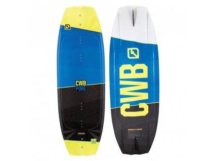 wake pure cwb windsurfing karlin