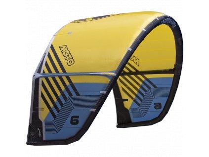 moto cabrinha yellow 2002 windsurfing karlin