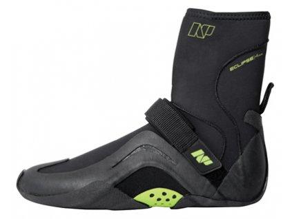 Neoprenové boty Neilpryde Eclipse 4mm s děleným palcem vysoké