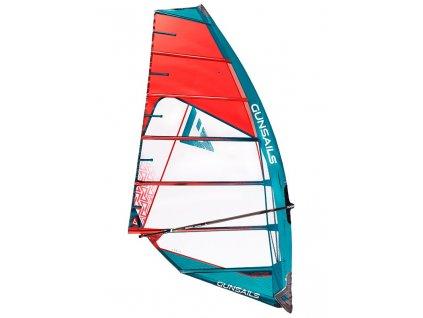 vector gun sails freerace plachta 3 kembry windsurfing karlin