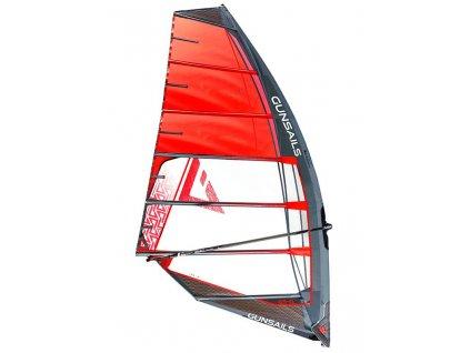 gsr plachta slalomova gun sails 2020 windsurfing karlin