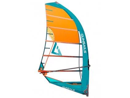 plachta na foil gun sails bow 2020 windsurfing karlin