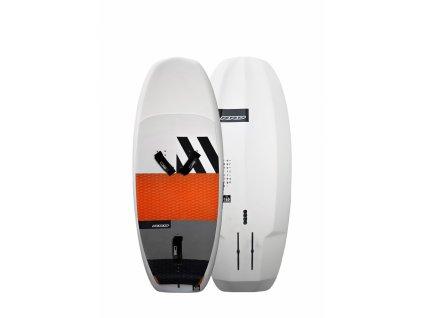 LTE drevo 160 beluga rrd wing foil wind foil windsurfing karlin