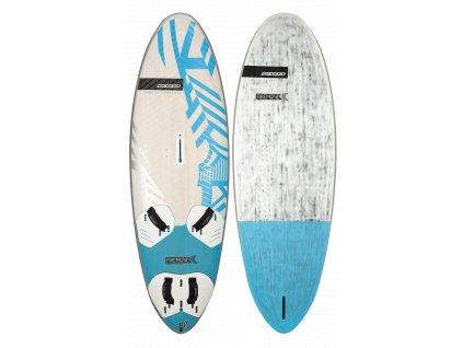 firemove wood v3 rrd 110 litru windsurfing karlin