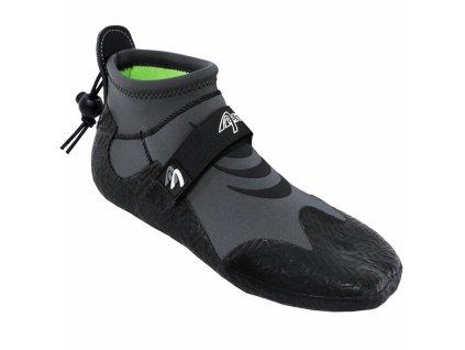 neoprenove boty nizke ascan star saffety