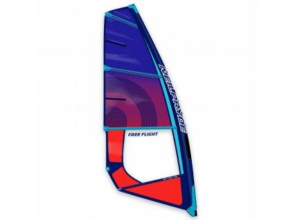 uvodni obrazek free flight neilpryde plachta windsurfing karlin foil plachta