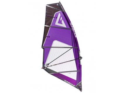 gunsails sails seal purple 2021 windsurfing karlin