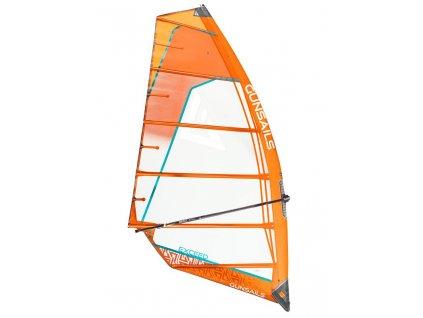 gunsails exceed 2021 windsurfing karlin