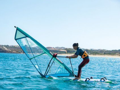 gunsails dragon set 2018 windsurfing karlin