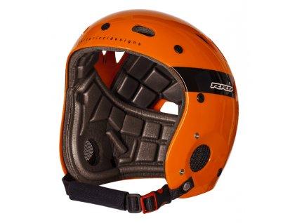 oranžova rrd water helm pro vodni sporty windsurfing kiteboarding karlin