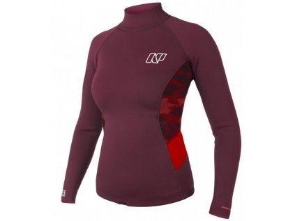 damske neoprenove triko na windsurfing neilpryde karlin