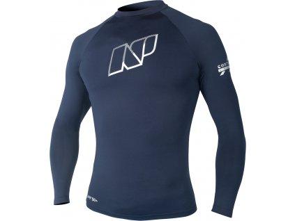 lycrove triko panske s dlouhym rukavem na windsurfing i kiteboarding