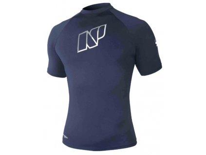 panske lycrove triko na windsurfing contender kratky rukav