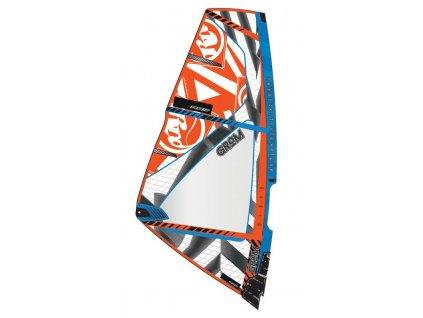 gromstyle mk3 detska plachta windsurfing karlin blue