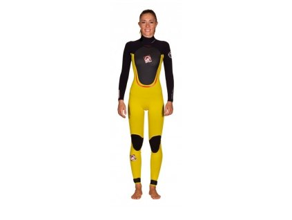 rrd neopren amazone steamer 3 2 yellow black 12
