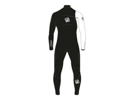 celsius cest zip black white